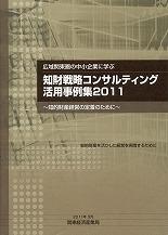 知材戦略コンサルティング活用事例集2011